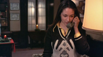 "Oh Romeo! Where fore art thou amazeballs sweater? / Olivia Hussey in ""Black Christmas"" 1974"
